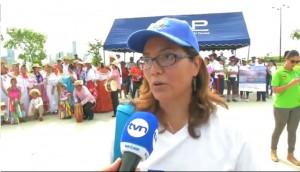 TVN: Realizan Segunda Gran Caminata por los Océanos
