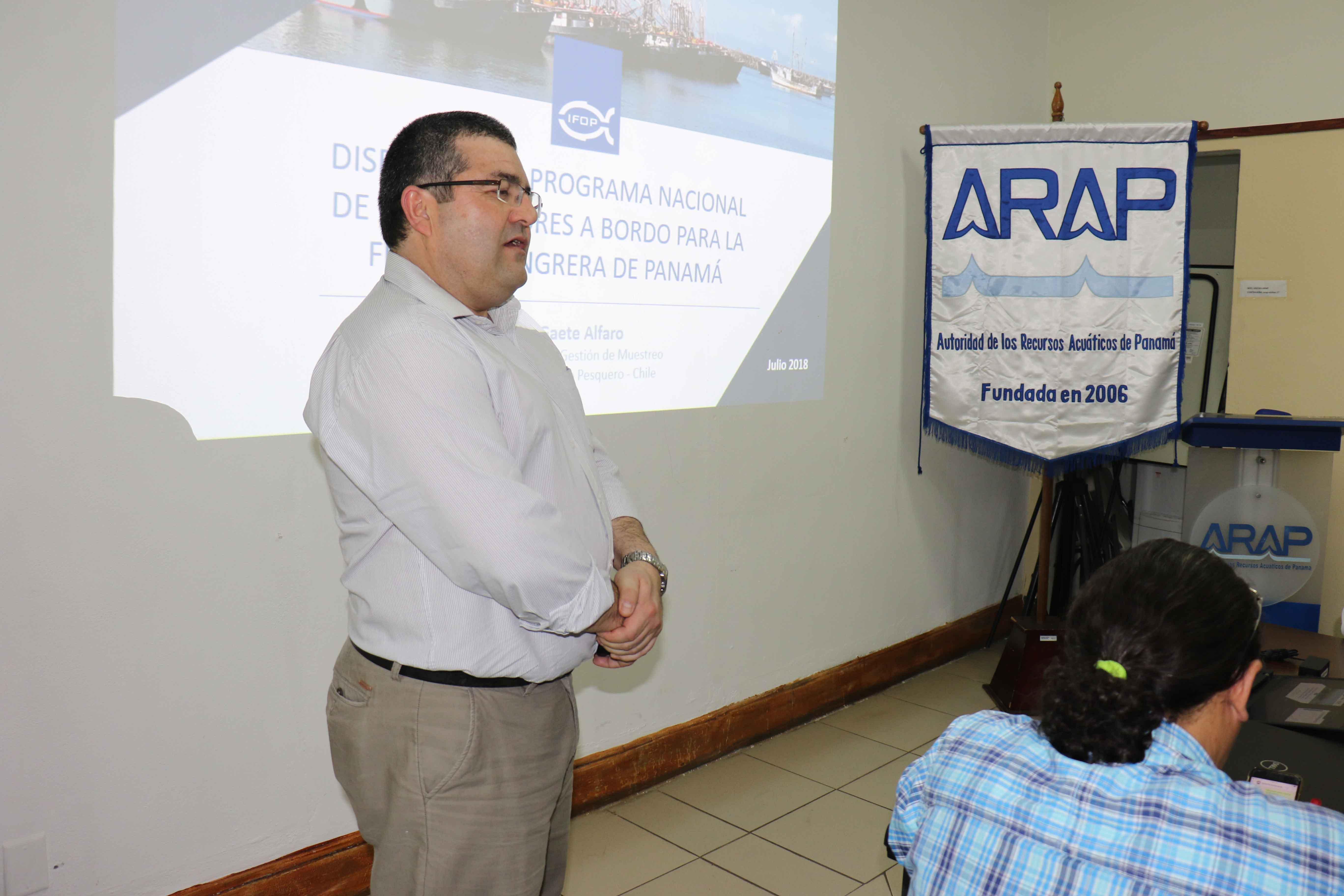 Autoridad de los Recursos Acuáticos de Panamá   Identifican ...